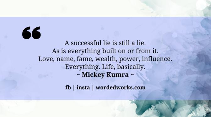 Life & Lies